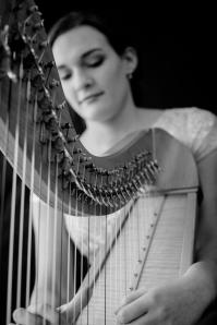 Karina Wilson - Harpist, Vocalist