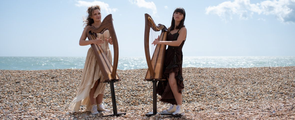 2 of Harps – International Harp and Vocal Duo